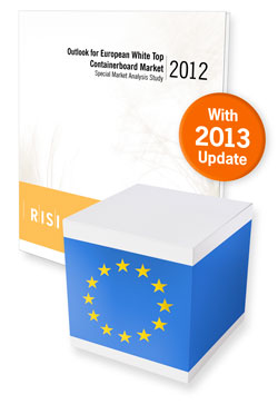 2012 Outlook for European White Top Containerboard Markets with 2013 Update