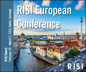 RISI European Conference